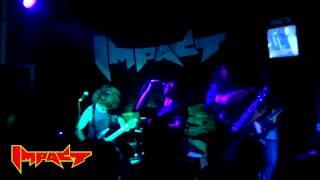 IMPACT - Cannibal Sentence - Lanzamiento EP Sentencia (21/03/14) Cenicero Bar