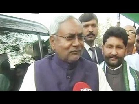 BJP in bad position, will get nothing in Bihar: Nitish Kumar