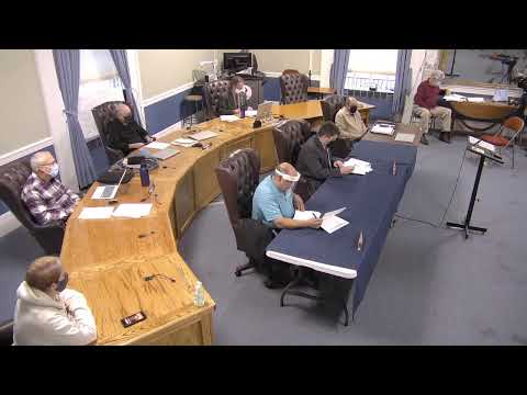 City of Plattsburgh Special Meeting  11-16-20