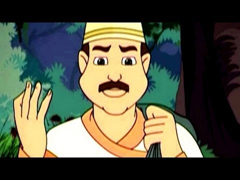 Panchatantra Tales in Hindi: Part 3 - Chor Aur Barah Dost