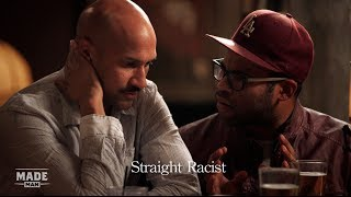 Key & Peele Play 'Racist or Really Need to Tell You Something'