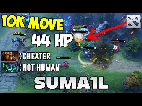 SumaiL SF - JUKES & MOVES like 10K - Dota 2