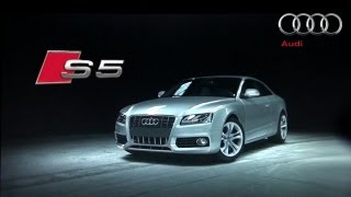 Audi S5 Commercial