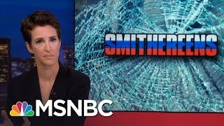 Expansionist Russia Promotes Division Everywhere Else | Rachel Maddow | MSNBC