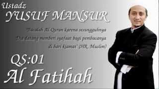 QS.01. Al Fatihah (Ust. Yusuf Mansur)