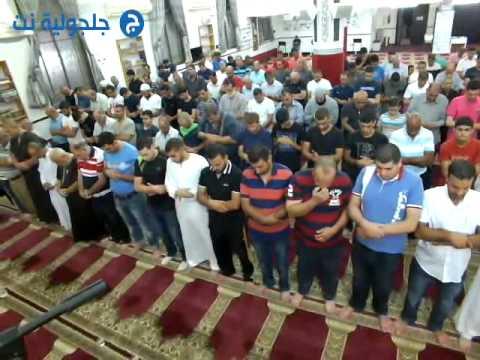 صلاة العشاء والتراويح 24 من رمضان من مسجدالبخاري  -