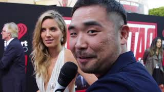 Tony Trimm on the red carpet at the TAG movie premier | Hannibal Buress: Handsome Rambler