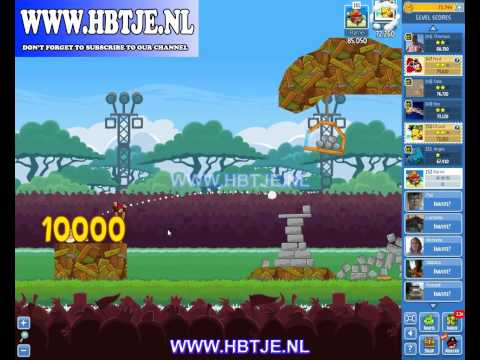 Angry Birds Friends Tournament Level 5 Week 103 (tournament 5) no power-ups