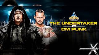 2013: WWE WrestleMania XXIX 3rd Official Theme Song