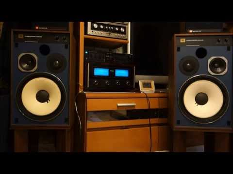 Mcintosh MC7270  JBL 4312 MkⅡ Music by AnyoKing  Open Cafe