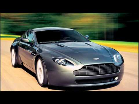 Aston Martin Db8 Vantage Youtube