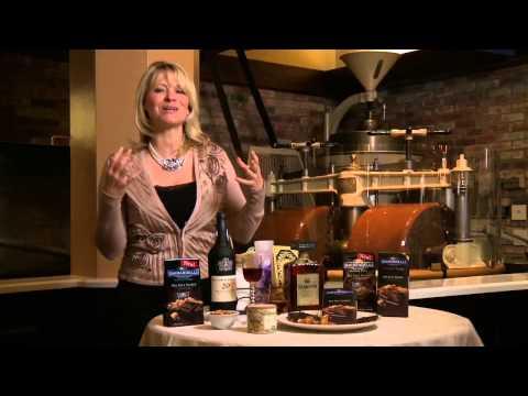 Sea Salt Soiree Dark Chocolate and Wine Pairing Guide