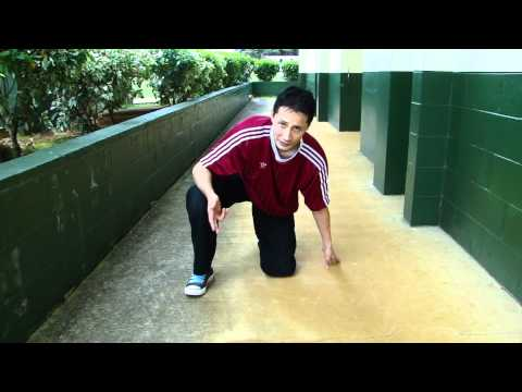 BBOY FOOTWORKS - PART 2 - A