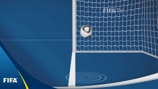 Goal-line technology approved for use in football