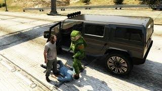 Grand Theft Halo 5 (GTA 5 Funny Moment)