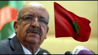 بسبب تصريحات وزير الحشيش الجزائري إلغاء مؤتمر مهم وتحويله من الجزائر إلى المغرب |