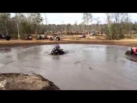 2015 winter mud fest at muddy joe's atv park