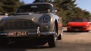 Movie Car Chases Montage: Punch It, Baby!
