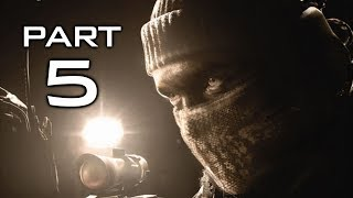 Call Of Duty Ghosts Gameplay Walkthrough Part 5 Campaign