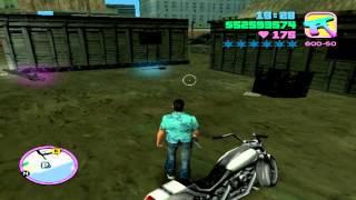 GTA Vice City Armas Escondidas (Arrojadizas)
