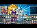 DragonBall Z Heroes Version 3 MUGEN Game pc free DOWNLOAD