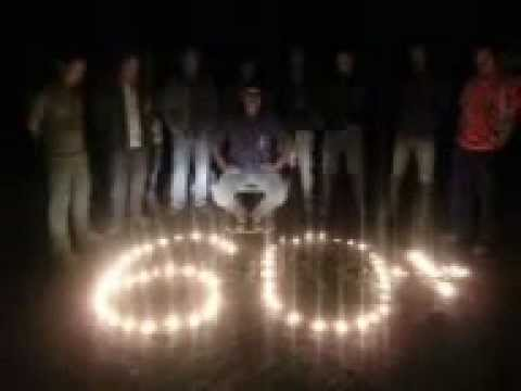 60+ Earth Hour 2013 di Kebun Sawit Kalimantan Tengah