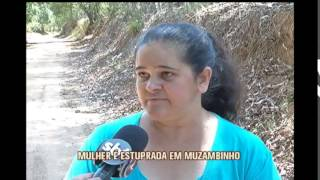 Mulher � assaltada e estuprada em Muzambinho