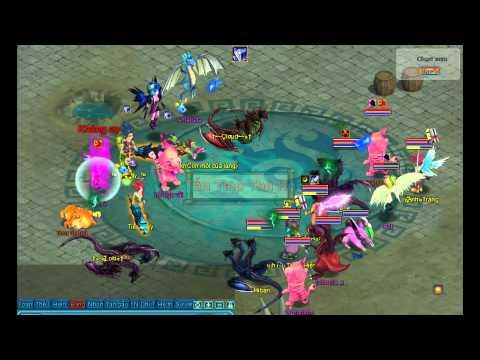 Phi Long Hạng Vàng 5AE Siêu Nhân vs Champion League