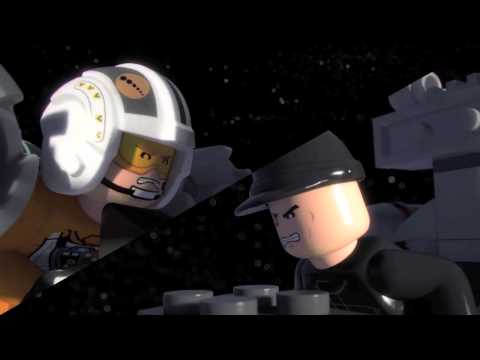 Lego Star Wars - Xwing vs Star Destroyer