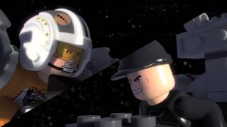 Lego Star Wars - Xwing vs Star Destroyer