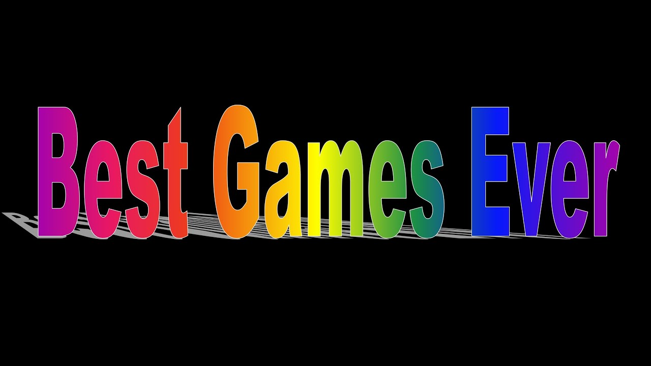 the best games ever online to play