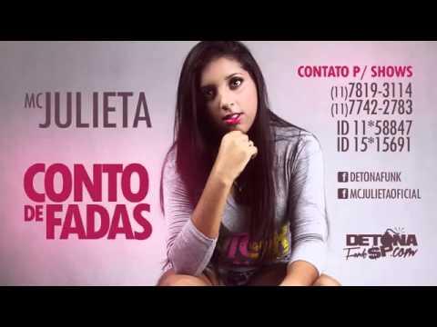 MC Julieta - Conto de Fadas (Áudio Oficial) Musica Nova