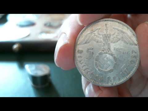 The coin channel 16    Germany 1938 5 marks
