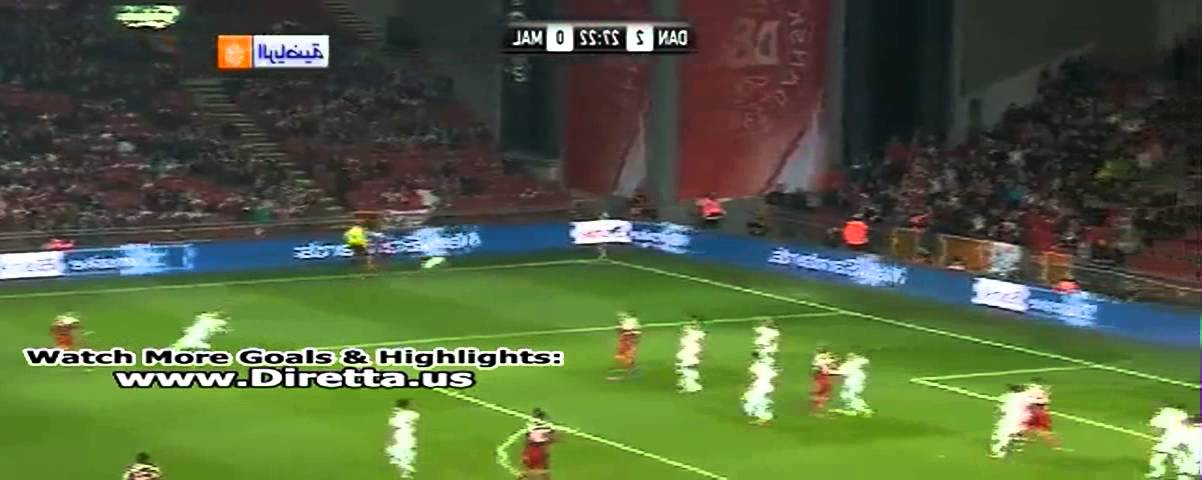 Denmark 6-0 Malta