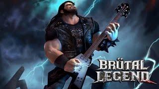 Brutal Legend: Vale Ou Não A Pena Jogar