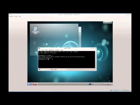 Linux Kernel 3.0 in Kubuntu 11.10 Alpha3 [oneiric]