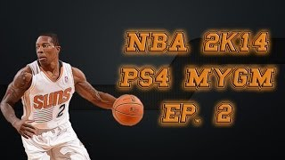 NBA 2K14 PS4 My GM Ep. 2 - Face Reveal | Facecam