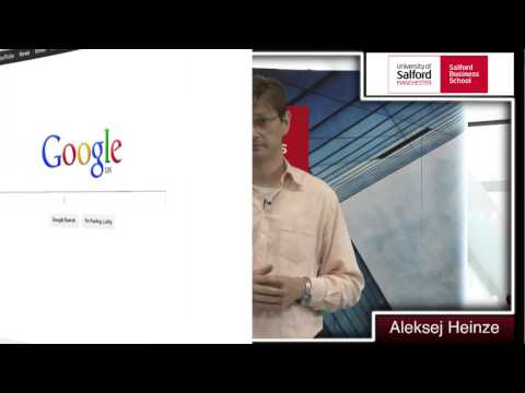 What is SEO? Learn SEO basics - MOOC - Salford Business School (3/12)