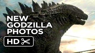 Godzilla New Movie Photos (2014) Monster Movie HD