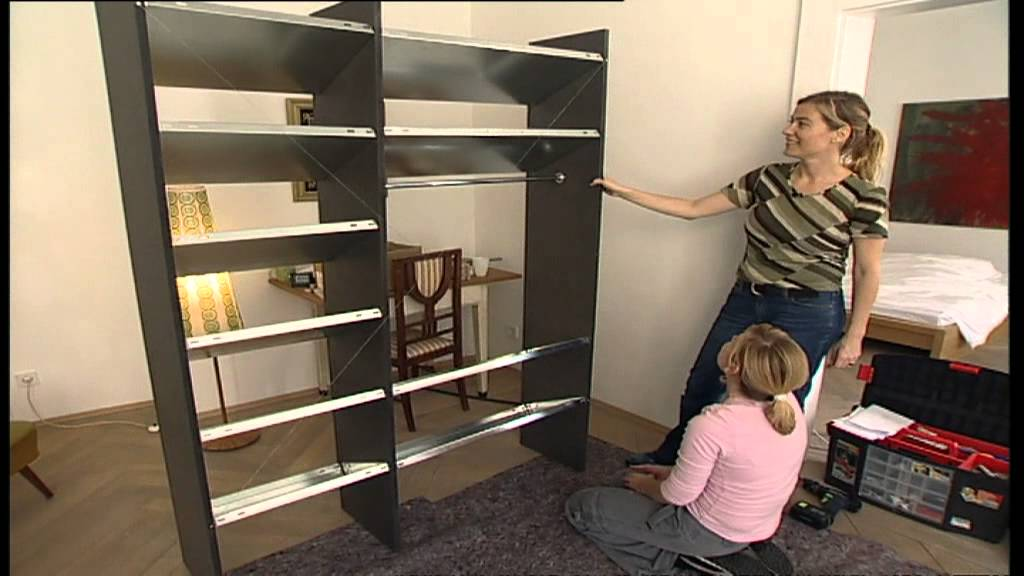 bauanleitung schuhregal selber bauen youtube. Black Bedroom Furniture Sets. Home Design Ideas