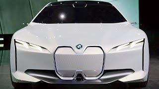 BMW i Vision Dynamics – The 2021 BMW i5 Concept. YouCar Car Reviews.