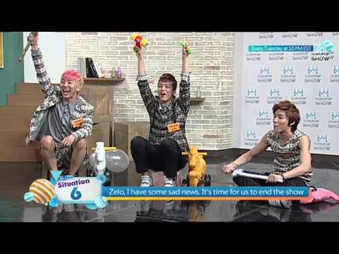 GURUPOP Show EP4 - B.A.P (Pt.4), Are you ready to meet and interact with your favorite K-pop stars on LIVE? Meet your favorite K-pop stars and chat with them on live at GURUPOP.com on every ...