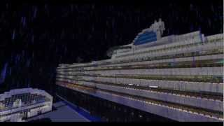 Huge Cruise Ships In Minecraft [+ Download]