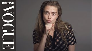 Cara on Cara: Why Can't I Show My Nipples on Instagram? | X on X | British Vogue