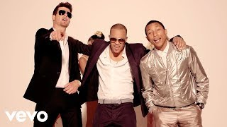 Robin Thicke - Blurred Lines (+18)