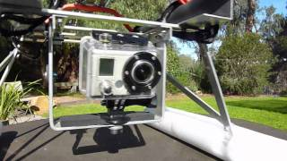 My Rc Helicopter Camera Mount