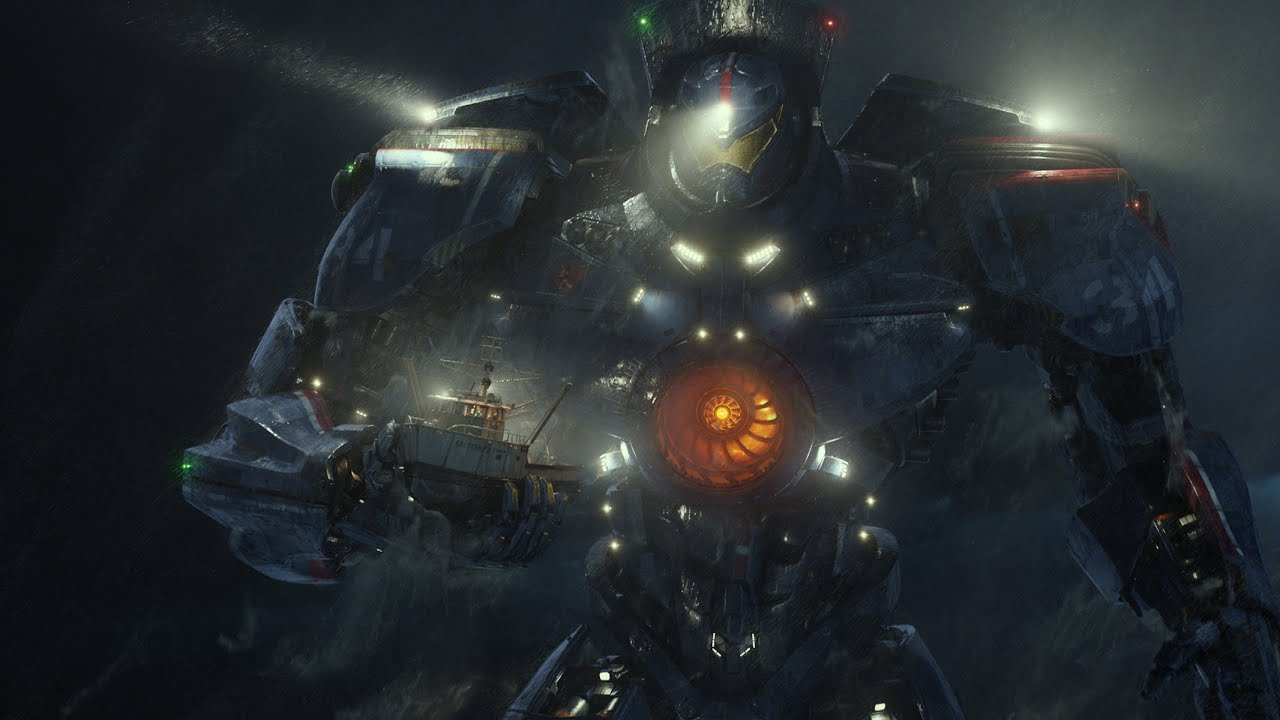 【Behind the Magic: The Visual Effects of Pacific Rim】【Yao】
