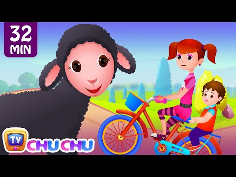 Little Bo Peep Has Lost Her Sheep and Many More Videos   Popular Nursery Rhymes By ChuChu TV