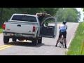 Road rage mars charity bike ride