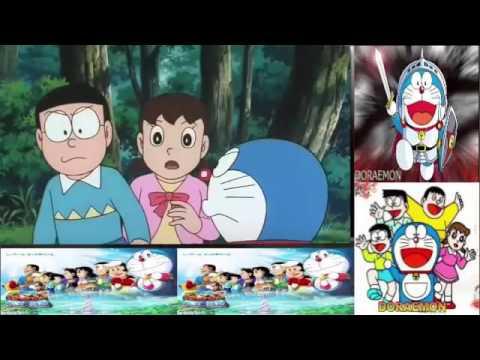 Doremon - Nobita và những dũng sĩ có cánh